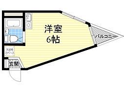 JR淡路駅 2.3万円