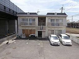 サンシティオカモト[2階]の外観