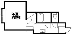 セシオール青山[202号室]の外観