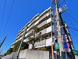 ヴァン新検見川[4階]の外観