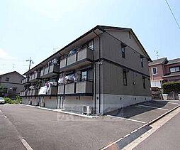 京都府八幡市橋本東浄土ヶ原の賃貸アパートの外観
