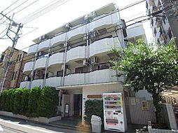 ハイタウン羽田[201号室]の外観