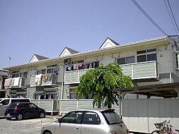 エスポワール御立A[2階]の外観