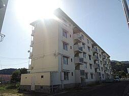 ビレッジハウス五個荘1号棟[1階]の外観