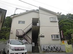 東京都北区十条仲原4丁目の賃貸アパートの外観