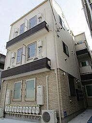 シャンテ西六郷[2階]の外観