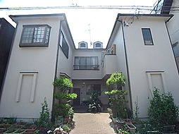 兵庫県神戸市灘区鹿ノ下通1丁目の賃貸アパートの外観