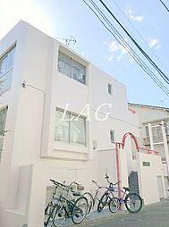 駒沢ハイツ[1階]の外観