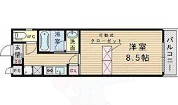 西中島南方駅 7.2万円