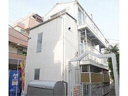 東京都立川市柏町4丁目の賃貸マンションの外観