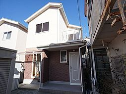 [一戸建] 静岡県浜松市中区住吉5丁目 の賃貸【/】の外観