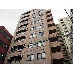 北海道札幌市北区北二十六条西5丁目の賃貸マンションの外観