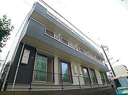 センタービレッジ常盤平II[2階]の外観