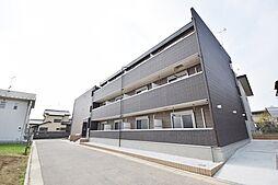 埼玉県川越市砂の賃貸マンションの外観