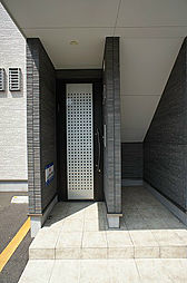 ポラリス美野島[1階]の外観