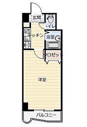 No.35 サーファーズプロジェクト2100小倉駅[1203号室]の間取り