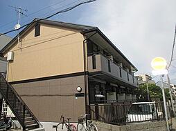エスポワール芦屋[1階]の外観