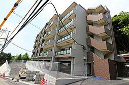 福岡県北九州市若松区童子丸2丁目の賃貸マンションの外観