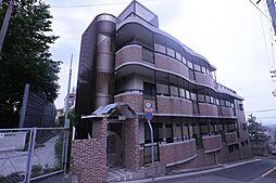 千鳥ヶ丘第2コーポ[2階]の外観