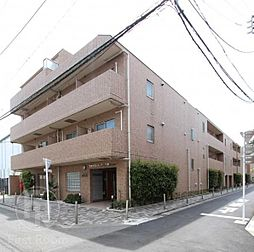 東京都品川区北品川3丁目の賃貸マンションの外観