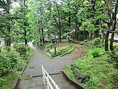 周辺環境:鶴ヶ久保公園
