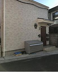 板橋本町IIシェアハウス[1階]の外観