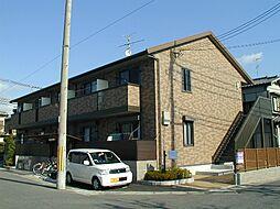 メルべーユ祥[2階]の外観