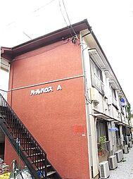 パールハウスA・B[206号室]の外観