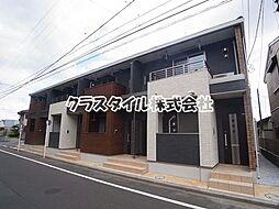 JR相模線 入谷駅 徒歩8分の賃貸アパート