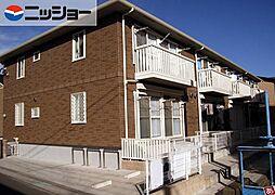 プレミアム タウン B棟[2階]の外観