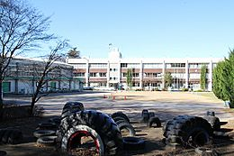 小学校清瀬市立清瀬第八小学校まで319m