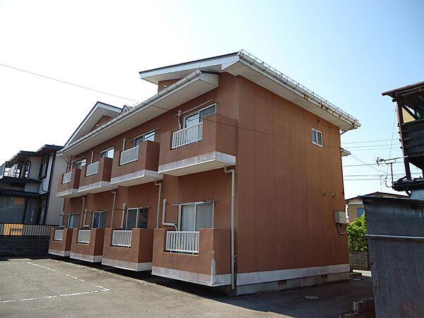 ダイヤ13城西 B 1階の賃貸【山形県 / 山形市】