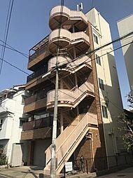 清水丘ファーストビル[3階]の外観