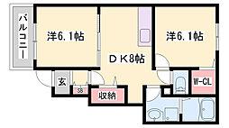 山陽天満駅 5.2万円