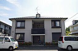 西鴻ノ池ハイツ[1階]の外観