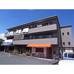 京都府木津川市州見台5丁目の賃貸マンションの外観