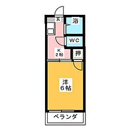 瓢箪山駅 3.2万円