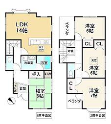 南生駒駅 1,780万円
