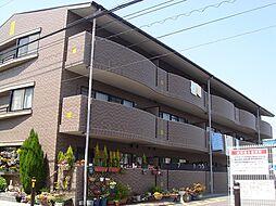 大阪府羽曳野市高鷲9丁目の賃貸マンションの外観