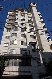 シャトー庵[8階]の外観