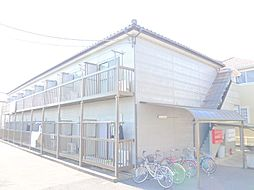 ハイツキムラB[108号室]の外観