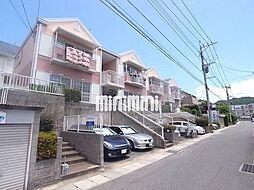 パナグランデ松崎B[2階]の外観