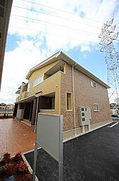 兵庫県尼崎市田能5丁目の賃貸アパートの外観
