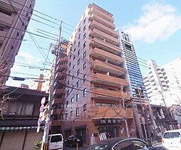 京都府京都市下京区富永町の賃貸マンションの外観