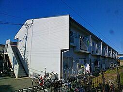 ドミール北岡[105号室号室]の外観