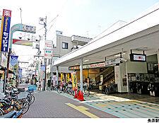長原駅(現地まで160m)