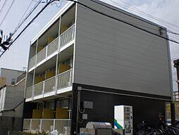 東京都足立区中川1の賃貸マンションの外観