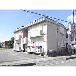 埼玉県鴻巣市吹上富士見2の賃貸アパートの外観
