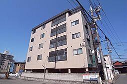 奈良県奈良市柳町の賃貸マンションの外観
