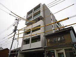 グリーンコート亀島[5階]の外観